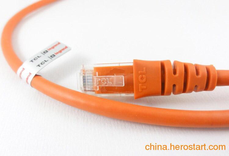 供应TCL超五类跳线 1米2米3米5米跳线 2米型号PJ1120