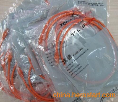 供应TCL六类非屏蔽跳线 1米2米3米 2014最新报价