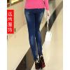 供应最好卖的牛仔裤批发铅笔裤批发在山东济南哪里