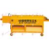 供应鹤壁脚手架钢管调直机钢管调直除锈刷漆一体机
