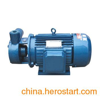 供应1W单级旋涡泵 1W2.5-12单级漩涡泵 W型漩涡泵