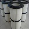 供应正在热销中法兰防静电除尘滤芯粉尘滤筒报价 图片 质量