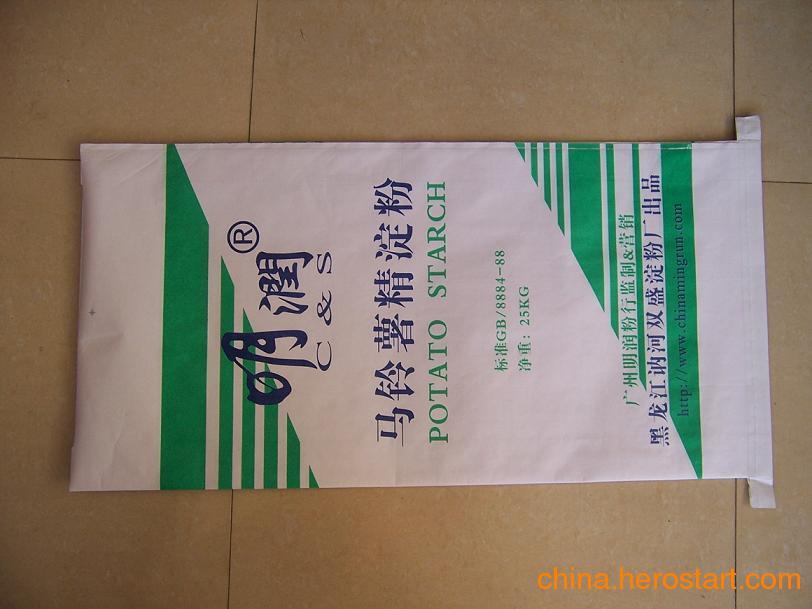 供应苏州牛皮纸复合袋
