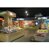 供应进口食品展柜货架,休闲食品展柜柜台,零食烤漆展柜,零食木制展柜,长沙食品展柜价格,长沙食品展柜设计,食品展柜加工制作