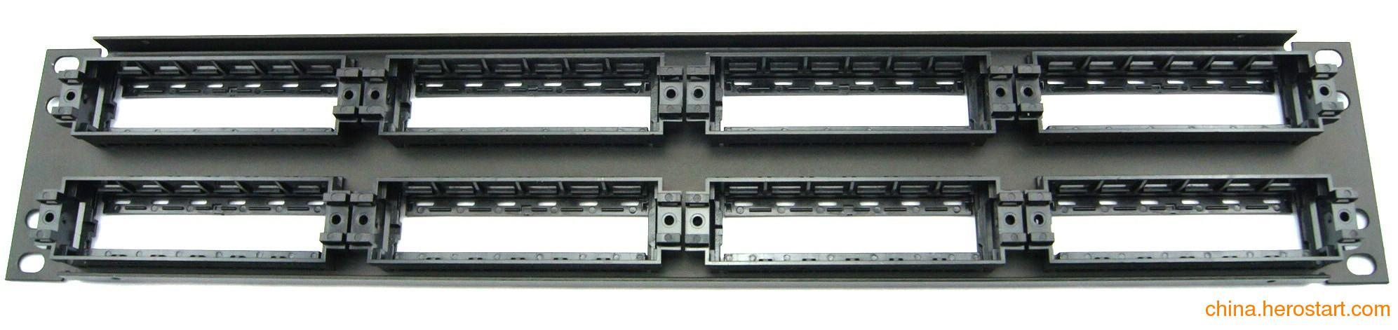 供应AMP(安普)六类48口配线架 品牌促销