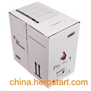 供应安普超五类非屏蔽网线/双绞线 暖心价格