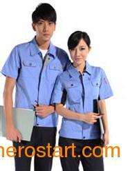 供应工程服工作服生产厂家