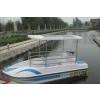 供应欢迎订购价格低 造型美的小型电动船 新马