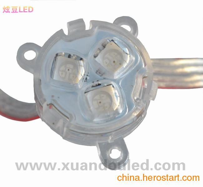 供应金六福珠宝广告屏专用LED像素灯,推荐最好的品牌厂家