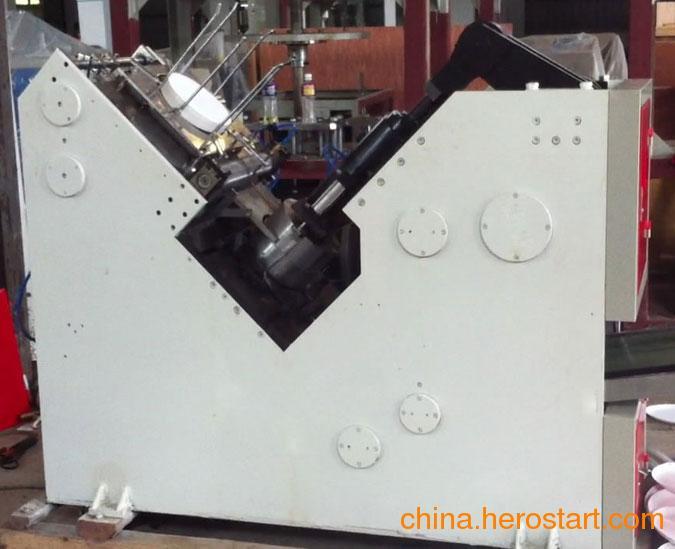 供应ZDJ-400M型机械式纸碟(盘)成型机