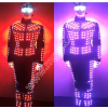供应LED发光服饰,LED演出服,LED表演服,中国达人秀发光服