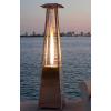 供应玻璃管取暖器 四角形玻璃管取暖器 塔形火焰取暖器