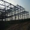 钢结构厂房框架工程//钢结构厂房制作造价—钢结构厂房框架