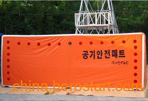 供应韩国气瓶式救生气垫