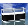 供应货架厂定做各种异型精品展示架、钛合金展示柜