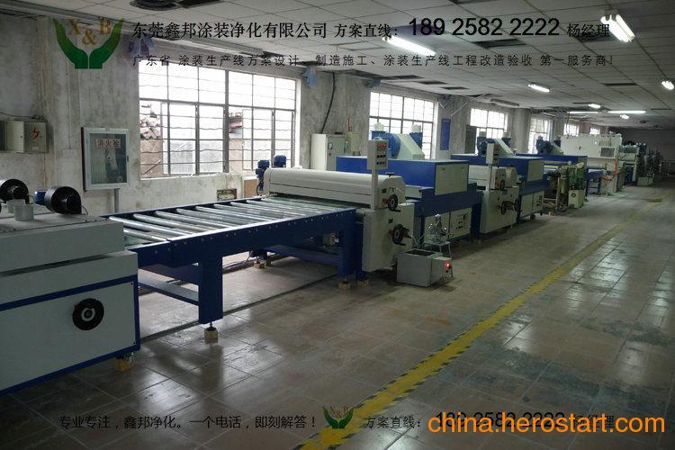 供应苏州涂装生产线设备 苏州涂装表面处理生产线