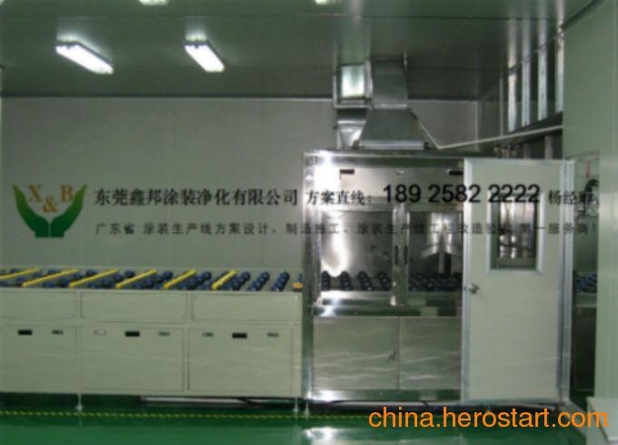 供应苏州五金设备涂装生产线 苏州电器涂装生产线