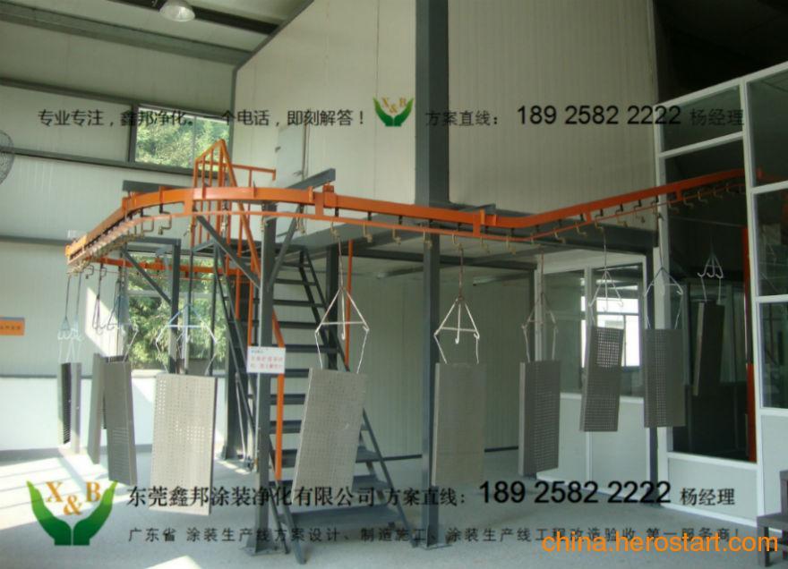 供应苏州自动UV喷涂线 苏州静电涂装生产线