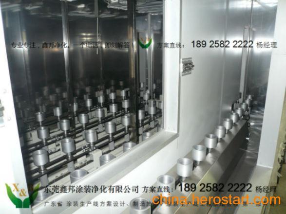 供应苏州自动涂装生产线图片 苏州涂装生产线案例