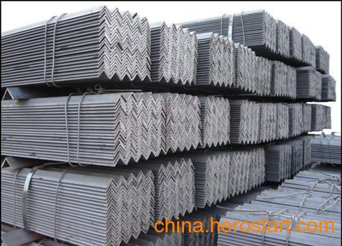 供应陕西汉中角钢,镀锌角钢(图),西安柯华钢铁