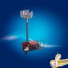 供应HMF965 LED移动照明车 200W抢险救灾工作灯