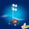 供应HMF968 移动照明灯塔 4000W防爆金卤灯