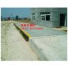 供应台面3米*16米/100T苏州地磅 电子地上衡 地秤 电子地磅