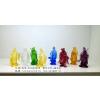供应琉璃八仙工艺品,琉璃八仙摆件,琉璃八仙过海,广州琉璃佛像定做,琉璃雕像礼品制作,家居装饰摆件