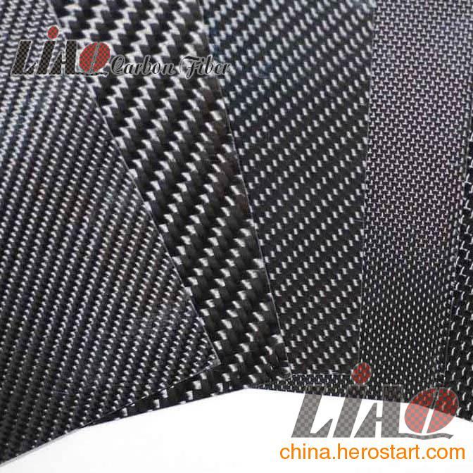 供应专业生产加工碳纤维制品【1.5K平纹碳纤维板】