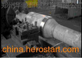 供应加工冷硬铸铁轧辊的立方氮化硼刀具【华菱品牌CBN刀具加工肖式硬度HSD60-HSD80的冷硬铸铁轧辊】