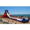 供应充气滑梯 蹦蹦床儿童乐园 大型充气滑梯游乐设备