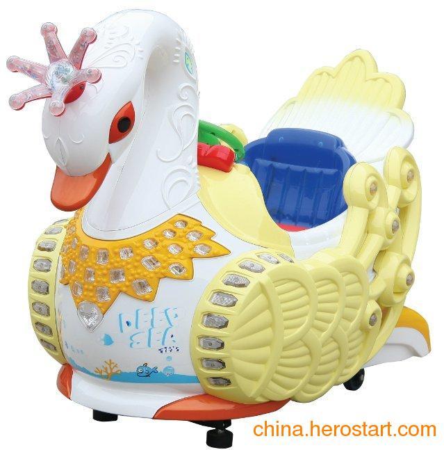 供应儿童游乐设备白天鹅摇摆机