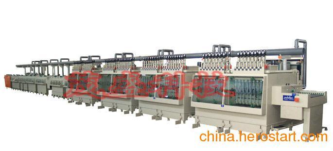 供应铁板蚀刻机、自动上色机 、碱性蚀刻机