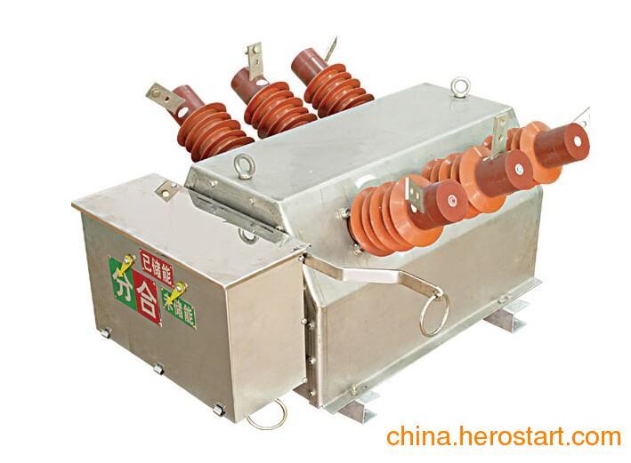 供应ZW6-12/630A-20户外高压真空断路器自贡市厂家直销