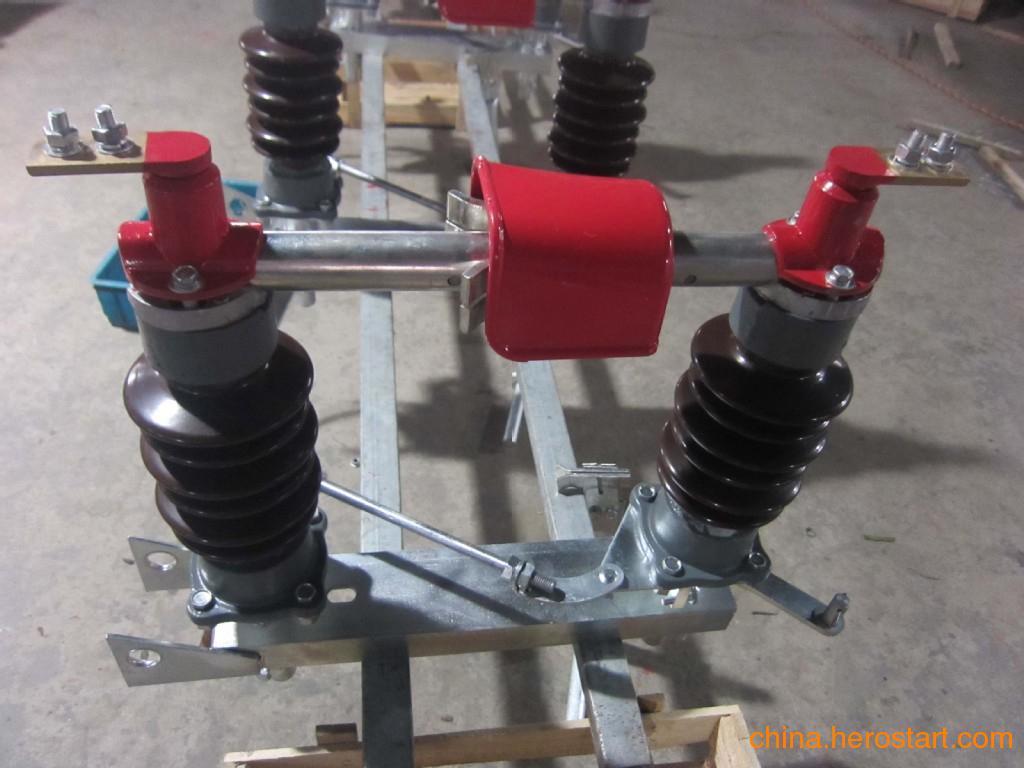 供应GW4-35KV/630A高压隔离开关带接地保护隔离刀闸四川成都厂家直销
