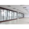 供应贺州办公固定隔断 玻璃隔断定制安装