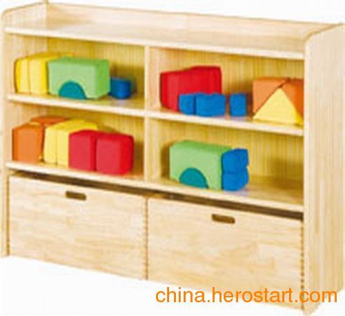 供应幼儿园教具柜|太阳幼教|幼儿园教具柜高档整理柜采购