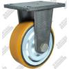 供应聚氨酯轮首选天鹏天龙、铁芯聚氨酯脚轮规格、临沂铁芯聚氨酯脚轮
