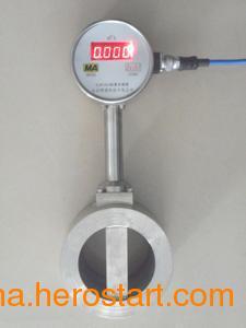供应GLW100G流量传感器,管道流量传感器
