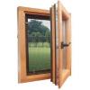 供应80款铝木复合窗