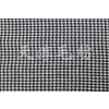 供应格子呢面料50W50化纤360g/㎡
