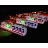 供应P7.62出租车双面LED屏