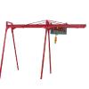 供应滑动吊车设备 金顺机械厂