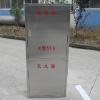 做工精细的不锈钢消火栓箱 陕西哪里有供应性价比高的西安不锈钢消防箱