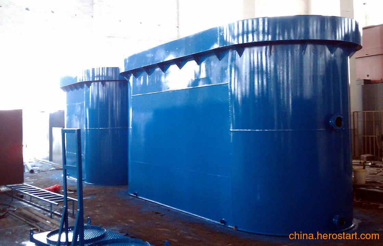 来自宜兴环保之乡 供应质优价廉的一体化净水器