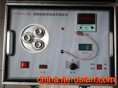 供应电阻率测试仪 体积电阻率测试仪