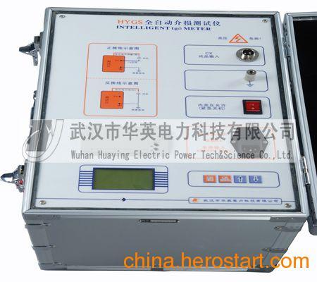 供应华英电力 HYGS 介质损耗测试仪 新上架