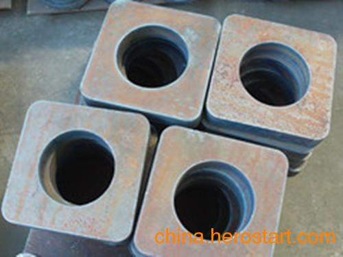 供应西安柯华钢铁(图)|钢板打孔|西安渭南钢板