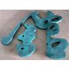 供应苏州紫铜仿古字制作价格 紫铜仿古字加工厂家