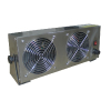供应双孔式直流离子风机-台式离子风机-江苏离子风机